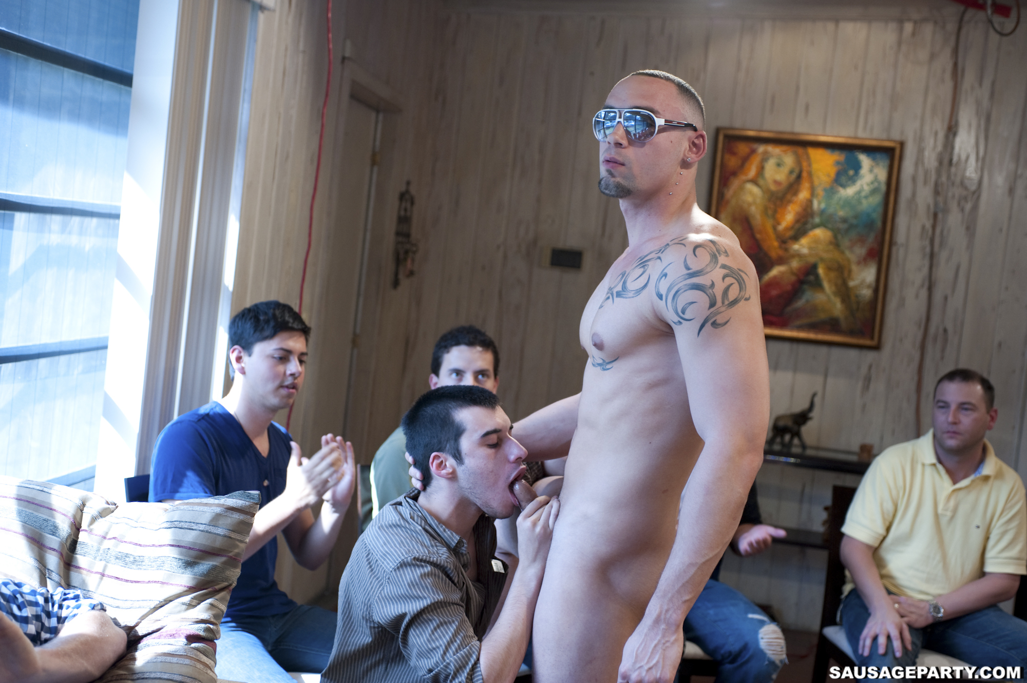 Gay House Parties 102